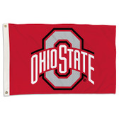 Ohio State Buckeyes 2 Ft. X 3 Ft. Flag W/Grommets