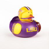 """LSU Tigers 4"""" All Star Duck"""