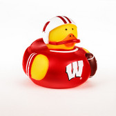 "Wisconsin Badgers 4"" All Star Duck"