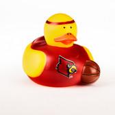 """Louisville Cardinals 4"""" All Star Duck"""