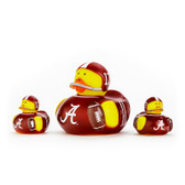 Alabama Crimson Tide 3-Pack All Star Ducks