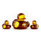 Iowa State Cyclones 3-Pack All Star Ducks