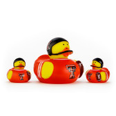 Texas Tech Red Raiders 3-Pack All Star Ducks