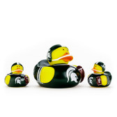 Michigan State Spartans 3-Pack All Star Ducks