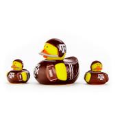 Texas A&M Aggies 3-Pack All Star Ducks