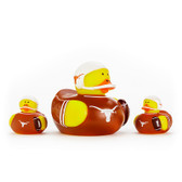 Texas Longhorns 3-Pack All Star Ducks