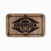"Georgia Bulldogs Cork Comfort Mat 18"" x 30"""