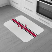 "Alabama Crimson Tide Burlap Comfort Mat 29""x18""x0.5"""