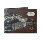 Southern Miss Golden Eagles Passcase Nylon Mossy Oak Wallet