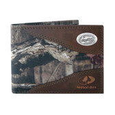 Florida Gators Passcase Nylon Mossy Oak Wallet