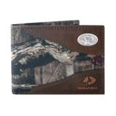 Missouri Tigers Passcase Nylon Mossy Oak Wallet