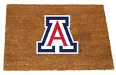 Arizona Wildcats Colored Logo Door Mat