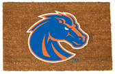 Boise State Broncos Colored Logo Door Mat