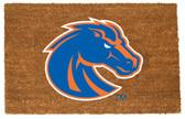 Boise State Broncos Colored Logo Door Mat