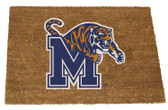 Memphis Tigers Colored Logo Door Mat