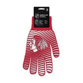 Chicago Blackhawks Glove BBQ Style