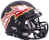 Florida State Seminoles Helmet Riddell Replica Mini Speed Style AMP Alternate