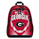 Georgia Bulldogs Backpack Lightning Style