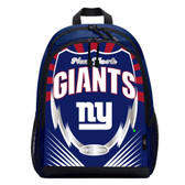 New York Giants Backpack Lightning Style