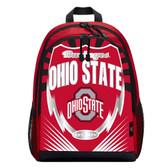 Ohio State Buckeyes Backpack Lightning Style