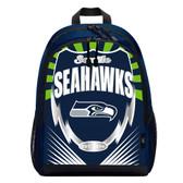 Seattle Seahawks Backpack Lightning Style