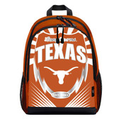 Texas Longhorns Backpack Lightning Style