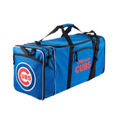 Chicago Cubs Duffel Bag Steal Style