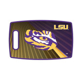LSU Tigers Cutting Board Large
