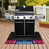 Washington Nationals  2019 World Series Champions Grill Mat