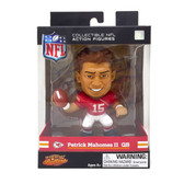 Patrick Mahomes II Kansas City Cheifs Big Shot Ballers Action Figure