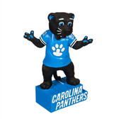 Carolina Panthers Garden Statue Mascot Design