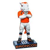 Denver Broncos Garden Statue Mascot Design