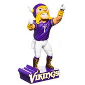 Minnesota Vikings Garden Statue Mascot Design