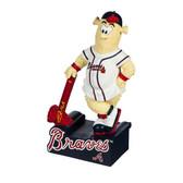 Atlanta Braves Garden Statue Mascot Design