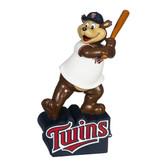 Minnesota Twins Garden Statue Mascot Design