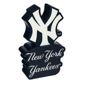 New York Yankees Garden Statue Mascot Design