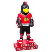 Chicago Blackhawks Garden Statue Mascot Design