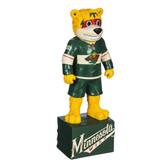 Minnesota Wild Garden Statue Mascot Design