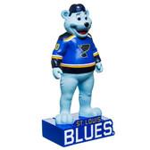 St. Louis Blues Garden Statue Mascot Design