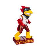 Iowa State Cyclones Garden Statue Mascot Design