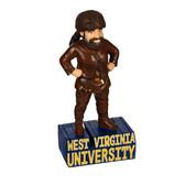 West Virginia Mountaineers Garden Statue Mascot Design