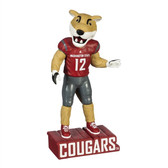 Washington State Cougars Garden Statue Mascot Design