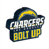 Los Angeles Chargers Garden Statue Mascot Design