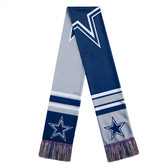Dallas Cowboys Scarf Colorblock Big Logo Design