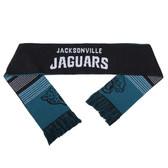 Jacksonville Jaguars Split Logo Reverse Scarf