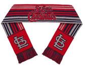 St. Louis Cardinals Glitter Stripe Scarf