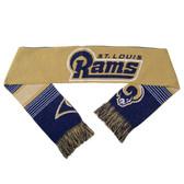 St. Louis Rams Split Logo Reverse Scarf