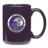 LSU Tigers 2019 National Champions Purple Coffee Mug