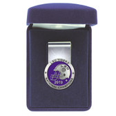 LSU Tigers 2019 National Champions Money Clip