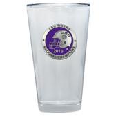 LSU Tigers 2019 National Champions Pint Glass